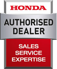 Authorised Honda Dealer