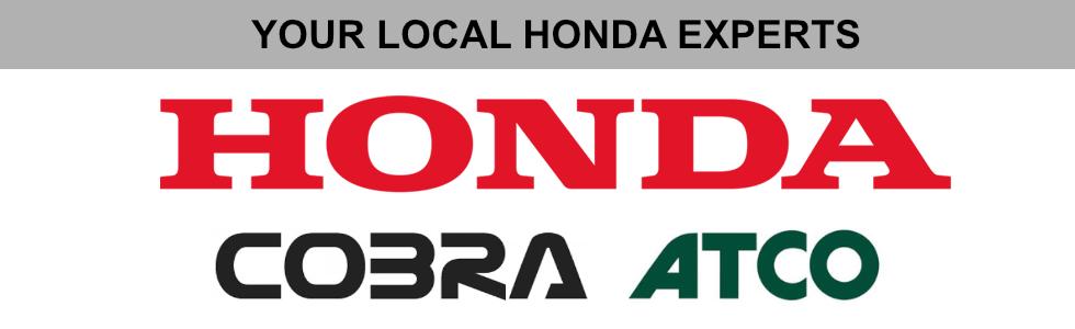 Authorised HONDA dealer